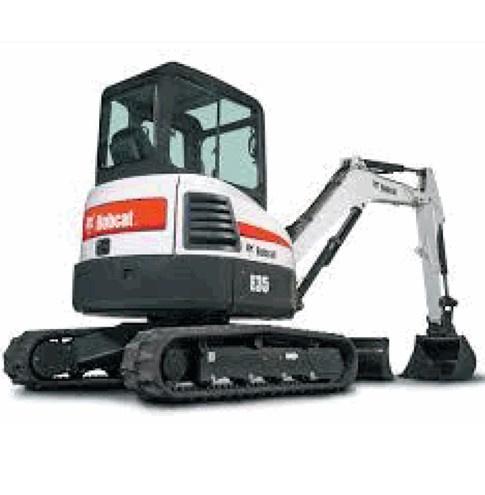 Excavator Equipment Rental, Economy Rental Centre, Leamington