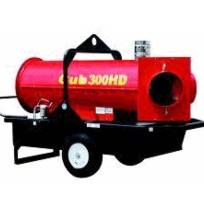 Heater Equipment Rentals Leamington