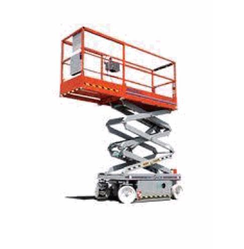Scissor Lift Equipment Rental, Economy Rental Centre, Leamington