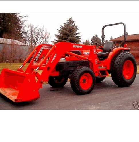 Equipment Rental Leamington Tractor Kubota W Loader Economy Rental Centre