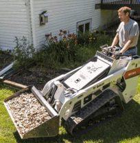 Bobcat rentals Leamington Ontario